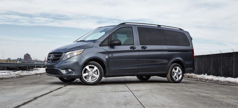 Mercedes Mini van image 1