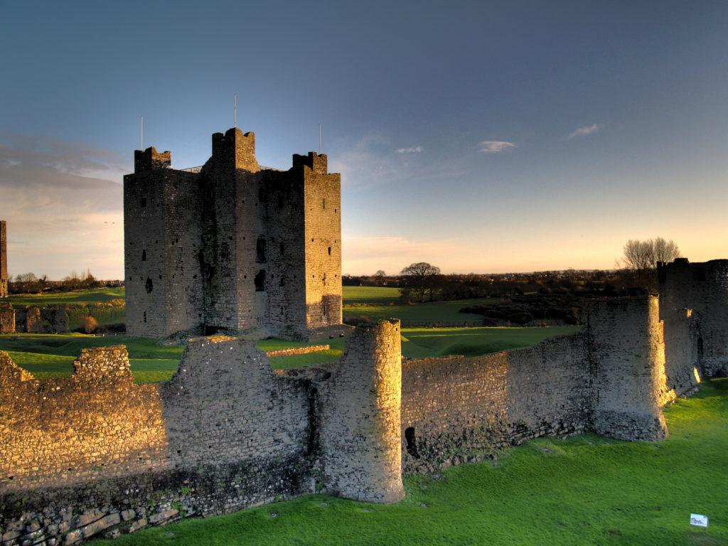 Trim Castle image