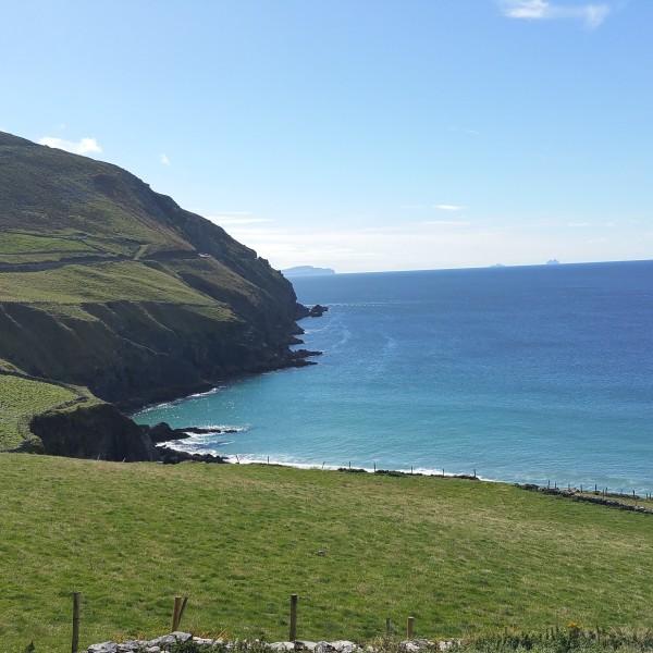 The Dingle peninsula.